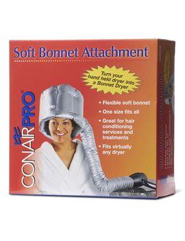 Soft Bonnet Attachment by Sally Beauty