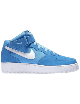 Air Force 1 Mid '07 'university Blue' by Nike