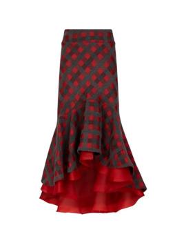 Dallas Fishtail Skirt by Silvia Tcherassi
