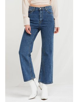 Mina Wide Leg Jeans by Storets