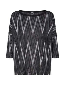 Zig Zag Top by M Missoni