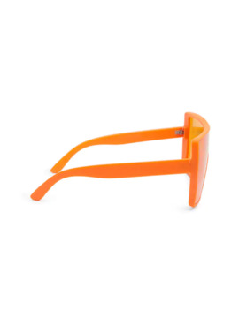 Premium Square Neon Sunglasses by Forever 21