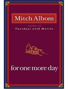 For One More Day by Abe Books