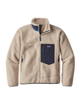 Patagonia Men's Classic Retro X® Fleece Jacket by Patagonia