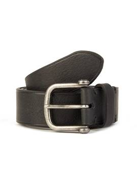 Single Prong Leather Belt by Pretty Green