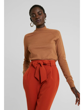 Pckalissa High Neck   Jumper by Pieces Tall