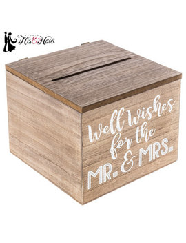 Wedding Advice Box by Hobby Lobby