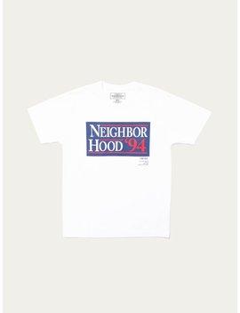 94 / C Tee . Ss by Neighborhood