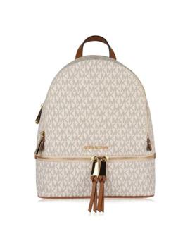 Rhea Zip Backpack by Michael Michael Kors