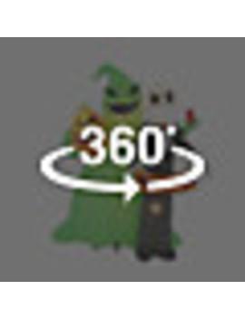 Disney 6.49 Ft Lighted Jack Skellington Halloween Inflatable by Lowe's