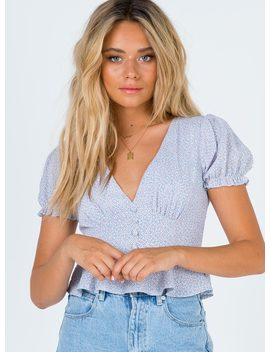 Jamia Top by Princess Polly