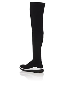 Runway Knit Over The Knee Boots by Fitflop Limited Edition