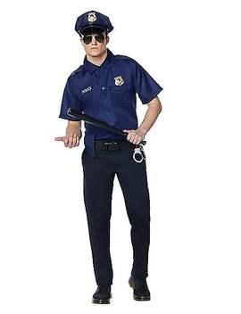 Adult Cop Costume Kit by Spirit Halloween