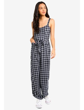 Sash Jumpsuit by Hollister
