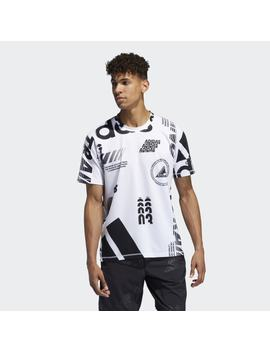 Free Lift Daily Print Tee by Adidas