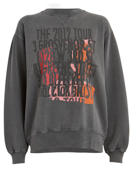 Ramona Graphic Print Sweatshirt Ramona Graphic Print Sweatshirt by Anine Bing Anine Bing