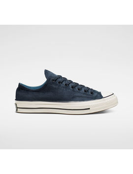 Chuck 70 Velvet Low Top by Converse
