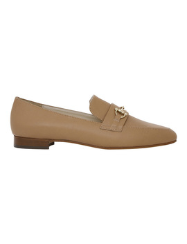 Tan Nappa Loafer by Innovare Made In Italy
