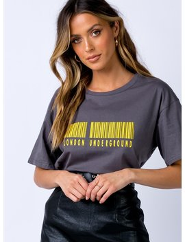 Underground Tee by Princess Polly