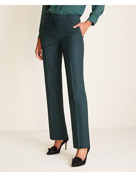 The Petite Straight Pant   Classic Fit by Ann Taylor