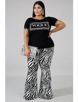Stripes Vogue Set by Gitionline