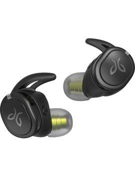 Run Xt Wireless Bluetooth Sports Earphones   Black & Flash by Currys