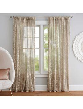 Rachel Zoe Sequin Curtain by P Bteen