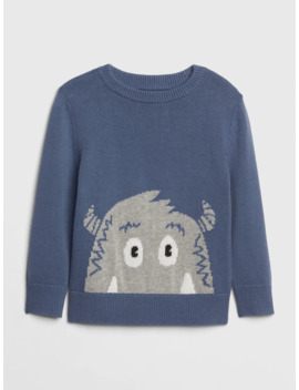 Toddler Intarsia Sweater by Gap
