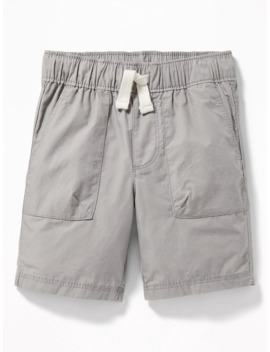 Functional Drawstring Poplin Shorts For Toddler Boys by Old Navy