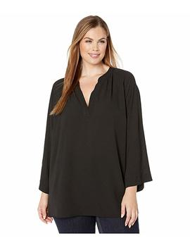 Plus Size Wide Sleeve Top by Michael Michael Kors