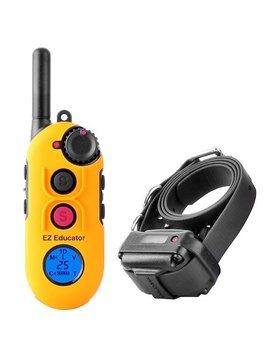 E Collar Technologies Easy Educator 1/2 Mile Range Remote Dog Training Collar by E Collar Technologies