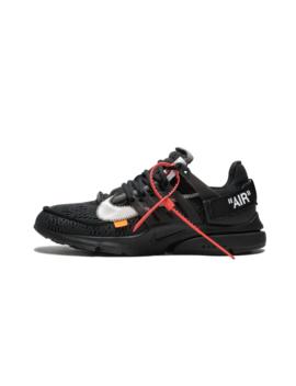 """The 10 : Nike Air Presto """"Off White Polar Opposites Black"""" by Nike"""