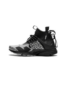 """Air Presto Mid /Acronym                                                """"Acronym   Cool Grey"""" by Nike"""