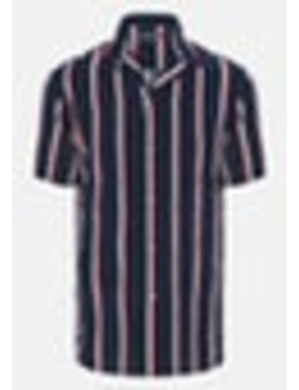 Navy Ballers Shirt by Connor