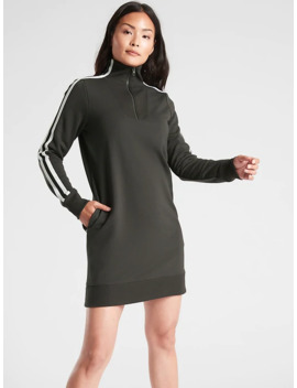 Circa Track Sweatshirt Dress 2.0 by Athleta