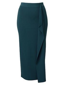 Bela Ruffle Skirt by Witchery