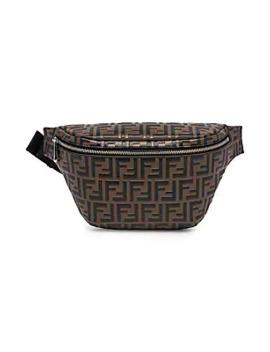 Ff Embossed Belt Bag by Fendi
