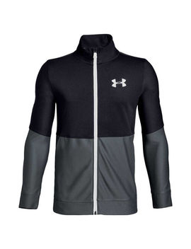 Under Armour Boys Prototype Full Zip Training Jacket by Under Armour