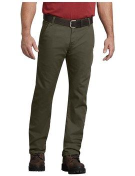 Flex Regular Fit Straight Leg Tough Max™ Duck Carpenter Pants by Dickies