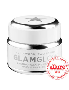 Supermud® Activated Charcoal Treatment Mask by Glamglow