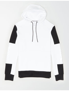 Ae Ne(X)T Level Graphic Pullover Hoodie by American Eagle Outfitters