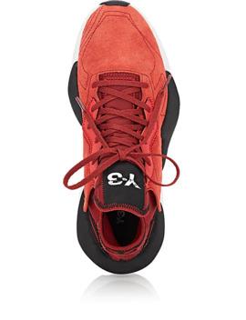 Men's Kaiwa Sneakers by Y 3