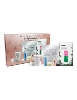 Beauty Unmasked Skincare Set by Sephora Favorites