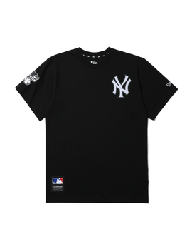 New York Yankee Patch Tee by New Era