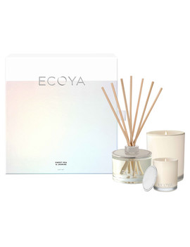 Ecoya Sweet Pea & Jasmine Large Gift Set by Farmers
