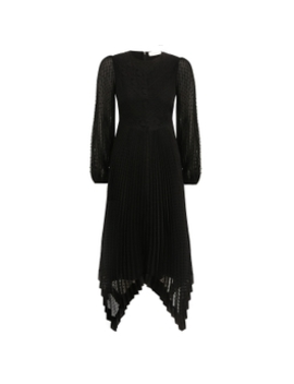 Espionage Lace Panelled Dress by Zimmermann