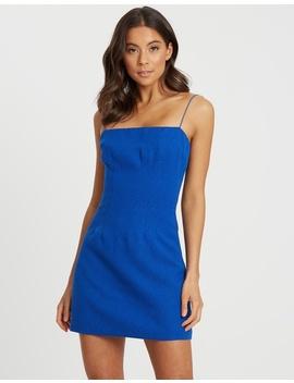 Charlton Mini Dress by Bwldr
