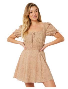 Darcie Puff Sleeve Dress by Minkpink