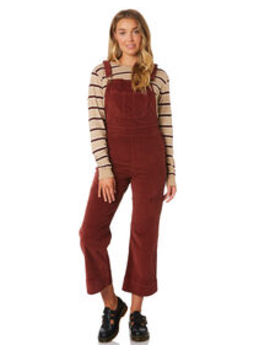 Womens Belle Cord Overall by Thrills