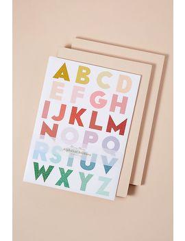 Meri Meri Alphabet Stickers by Meri Meri